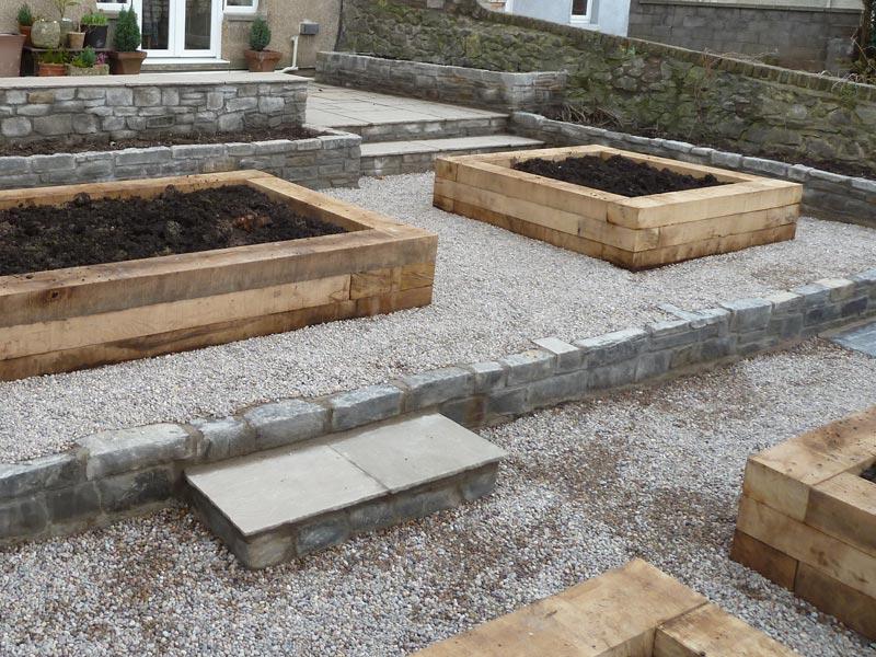 Complete garden design incastone for Complete garden services