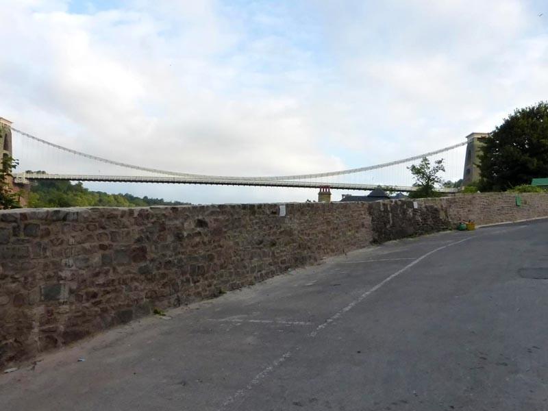 Stone Wall Rebuild Bristol